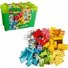 LEGO Duplo: kezdő kockakészlet dobozzal 10914