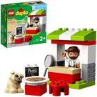 Lego Duplo: Stand cu pizza 10927