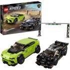 LEGO Speed Champions: Lamborghini Urus ST-X & Lamborghini Huracán Super Trofeo EVO 76899