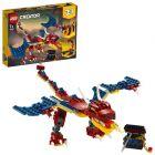LEGO Creator: Dragon de foc 31102