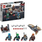 LEGO Star Wars: Pachet de luptă Mandalorian 75267