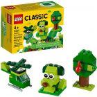 LEGO Classic: Cărămizi creative verzi 11007