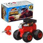 Hot Wheels Monster Trucks: Mașinuță surpriză