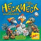 Heckmeck - Kac kac kukac kockajáték