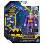 DC Batman: Figurină acțiune Joker cu accesoriu - 10 cm