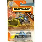 Matchbox MBX Countryside: MBX Backhole kisautó