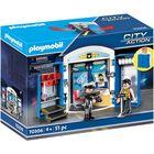 Playmobil City Action: Rendőrállomás 70306