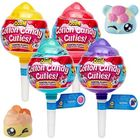 ZURU: Cotton Candy Cuties - Illatos pillegyurma, meglepetésfigurával