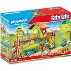 Playmobil City Life: Joc de aventură în parc 70281