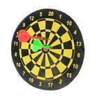 Tablă darts cu săgeți - 23 cm
