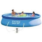Intex: Easy Set piscină cu pompă de filtrare - 457 x 84 cm