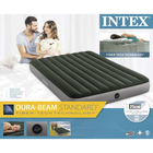 Intex: Prestige Downy felfújható matrac ágy - 152 x 203 cm