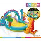 Intex: Dínós gyermek élménymedence - 302 x 229 x 112 cm