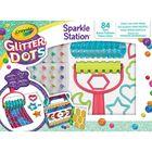 Crayola: Glitteres Dekorgyöngyök - Kreatív csillámkészlet