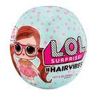 L.O.L. Surprise: #Hairvibes babák variálható frizurával
