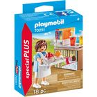 Playmobil: Utcai fagyiárus 70251