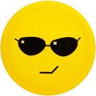 Emoji mintás frizbi - 21 cm
