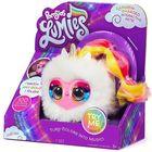Jucărie de pluş interactivă Pomsies Lumies - Pixie Pop