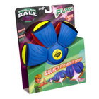 Phlat Ball Junior Swirl: minge frisbee - albastru-galben