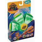 Phlat Ball Junior Swirl: Frizbilabda - Zöld-sárga