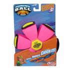 Phlat Ball Junior: Minge frisbee - pink-galben