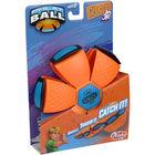 Phlat Ball Junior: Minge frisbee - portocaliu-albastru