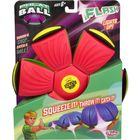 Phlat Ball: Minge firsbee - roșu-verde