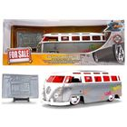 Jada Toys 20th Anniversary - 1962 Volkswagen autobuz metalic 1:24