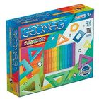 Geomag: Rainbow set cu 32 piese