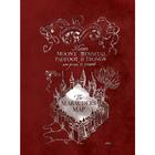 Harry Potter: Marauders map caiet cu pătrățele - A5, 87-40