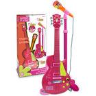 Bontempi: Rock gitár állványos mikrofonnal