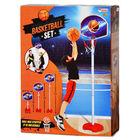 Kosárlabdapalánk labdával - 155 cm