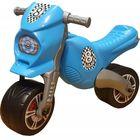 Cross 8: motocicletă uriașă fără pedale - albastru