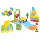 Wader: Set cuburi de construcție pentru bebeluși cu 30 piese