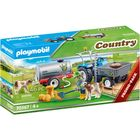 Playmobil: Traktor víztartállyal 70367