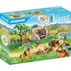Playmobil: Spirit - Tabără de vară 70329