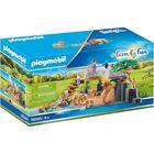 Playmobil: Oroszlánok a hídnál 70343