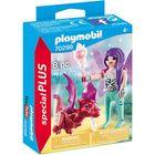 Playmobil: Tündér sárkánybébivel 70299