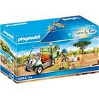 Playmobil: Veterinar cu vehicul 70346