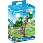 Playmobil: Familie de urși coala 70352