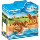 Playmobil: Tigriscsalád 70359
