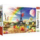 Trefl: Édes Párizs 1000 darabos puzzle