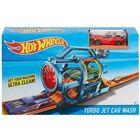 Hot Wheels City: Sugárhajtású autómosó pályaszett