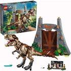 Lego Jurassic Park: T. rex tombolás 75936