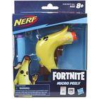 NERF Fortnite: Micro Peely szivacs lövő pisztoly