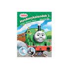Locomotiva Thomas: Aventurile locomotivelor 2. - Harold, Spencer și Percy, carte în lb. maghiară