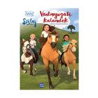 Spirit - Aventuri din Vestul sălbatic, carte de colorat și educativ în lb. maghiară