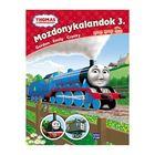 Locomotiva Thomas: Aventurile locomotivelor 3. - Gordon, Emily și Cranky, carte în lb. maghiară