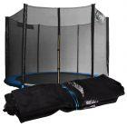 Spartan: Plasă protecție pentru trambulină de 250 cm