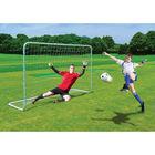 Greensport: Fém focikapu - 182 cm-es